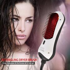 Infrared Detangliging Dryer Brushes - A lot of 45 pcs