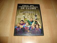 FINAL DEL CAMPEONATO DEL MUNDO YOKOHAMA 2011 SANTOS BARÇA DVD NUEVO PRECINTADO