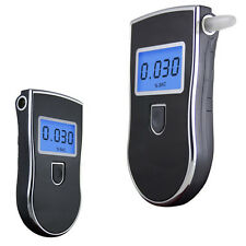 Portable Digital Breath Alcohol Tester Breathalyser Analyzer Detector Salable