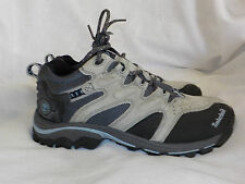 Timberland Athletic Support Size 8M NWOT Greys Leather & ManMade Lace Up NonSkid