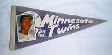 DC: Photo Pennant, 1960's Minnesota Twins, Tony Oliva, Rookie of the Year