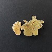 DS Hunchback of Notre Dame Box Set Laverne, Hugo & Victor Disney Pin 16356