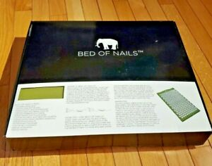 NEW! Bed of Nails Pink Original Acupressure Mat 4 Back/Body Pain Treatment Relax