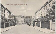 Pelham Place South Kensington, London Charles Martin 1795 Postcard B782