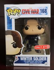 FUNKO POP CAPTAIN AMERICA 3 - ARMLESS WINTER SOLDIER TARGET EXCLUSIVE VINYL FIG.