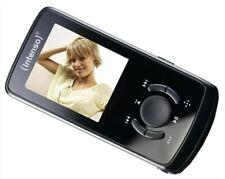 Intenso tragbarer MP3/Multimedia-Player Video Scooter 8GB Schwarz