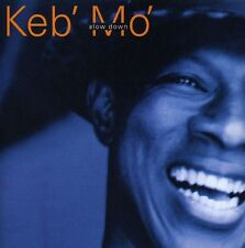 Keb Mo - Slow Down [New CD] Germany - Import