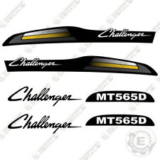 Challenger MT 565 D Tractor Decals Agriculture Equipment Stickers