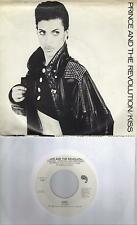 PRINCE  Kiss / Love Or Money (nonalbum track)  45 with PicSleeve