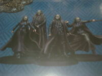 Knight Models Harry Potter Miniatures Game Death Eater Pack miniatures New
