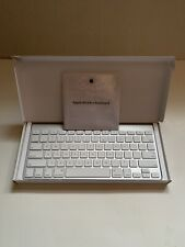 🍎A1314 New! OPEN BOX! APPLE WIRELESS KEYBOARD MC184LL/B SILVER FREE Shipping!🍎