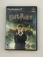 Harry Potter and the Order Phoenix - Playstation 2 PS2 Game - Complete & Tested