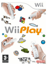 Wii & Wii U - Wii Play (Game Only) **New & Sealed** Official UK Stock