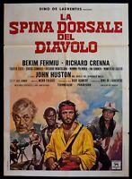 M108 Manifesto 2F El Espina De Diablo Fehmiu Huston Spaghetti Western
