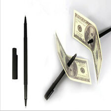 Close Up 17cm Magic Pen Penetration Through Paper Dollar Bill Money Trick Tool
