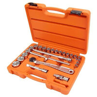 Beta serie 25 chiavi a bussola 1/2 cricchetto reversibile meccanico 923a-e/c25