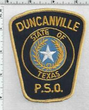 Duncanville Public Safety Officer (Texas) 1st Issue Shoulder Patch