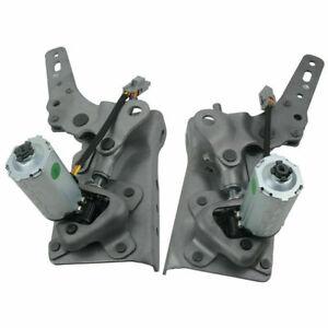 2PCS Rear L+R 3rd Row Power Fold Seat Hinge Motor for Ford Explorer Mercury NEW