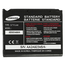 New OEM Samsung AB503445AA Battery For SGH-d806 & SGH-d807 ORiginal LiION 800mAh