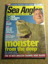 SEA ANGLER - MONSTER FROM THE DEEP - July 2004