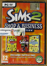 Videogame - The Sims 2 - Shop & Business Collection - PC