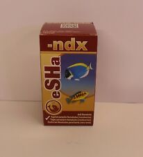Esha-ndx parasite treatment 20ml contre l'ascaride marins ou d'eau douce.