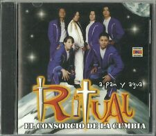 Ritual A Pan Y Aqua El Consorcio De La Cumbia  Latin Music CD