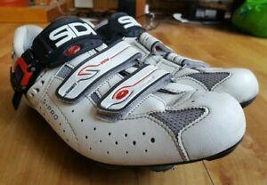 SiDI S-Pro Millennium Carbon III Cycling Road Bike Shoes UK 9.5, EU 44