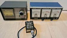 ZETAGI SWR-700, Miranda RC 1000 und CB Master QRV 150  3 Geräte ein Preis!