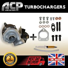 BMW Turbocharger for 320 d  ( E46 ). 150 BHP.  From 2004. Turbo 731877 + GASKETS