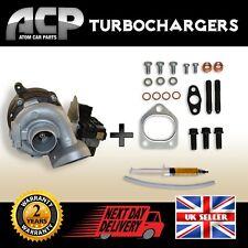 BMW turbocompresseur pour 320 d (E46). 150 BHP. DE 2004. Turbo 731877 + joints