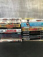DVD Television Tv Series Lot 20 Complete Titles Used Tested Working Lot TVSL03
