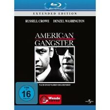 AMERICAN GANGSTER BLU-RAY NEU DENZEL WASHINGTON,RUSSELL CROWE,CUBA GOODING,JR.
