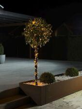 Chrismas - Konstsmide Firefly String Fairy Lights 120 micro LED Amber Light Set