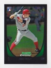 1x - Mike Trout Rookie Card 2011 Bowman Chrome Draft #101 RC Angels