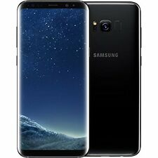 "Samsung Galaxy S8+ Plus Dual Sim G955FD 4G 64GB 6.2"" Factory Unlocked Black"