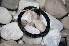 Nepal Bracelet Glass Seed Bead Roll On Bracelets Crochet handmade bracelet G3