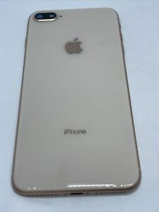 Original iPhone 8 Plus Full Back Housing Frame Original Battery