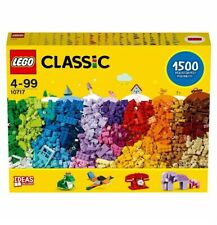 LEGO Classic 10717! 1500 Pieces! Brand New Boxed! Free Post 👍🙃