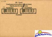 2020 Topps Series 1 Baseball Factory Sealed 64 Box MASTER Hanger Case-4,288 Card
