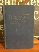 Scarce Handbook of United States Coins 1942 First Edition, Whitman, RS Yeoman