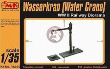 CMK 1/35 Wasserkran (Water Crane) Railway Diorama RA034
