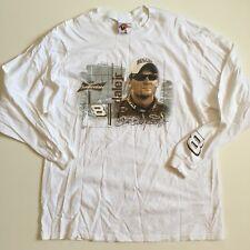 2006 Dale Earnhardt Jr. #8 NASCAR Racing Budweiser Long Sleeve T-Shirt Tee