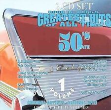 Greatest Rock & Roll of All Time 50's 9-10 1999 - Disc Only No Case