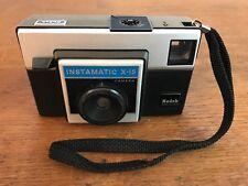 Kodak Instamatic X-15 Vintage Film Camera HD1