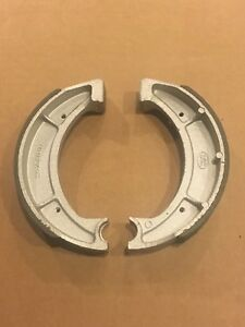 FRONT Brake Shoes Yamaha IT MX YZ Replaces OEM # 322-W253A-10-00 NEW!