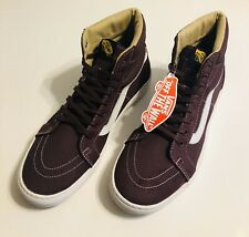 VANS Sk8-Hi Cup+ Surplus Port Royale V409IW1 Men Sz US 9 EU 42