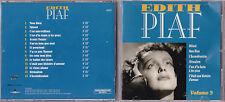 CD EDITH PIAF BEST OF 14T UNIQUEMENT VENDUE EN KIOSQUE DE 1997