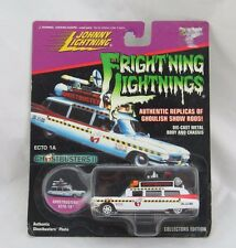 Johnny Lightning Frightning Lightnings Ecto 1A GHOSTBUSTERS II 1997, White