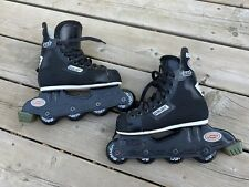 Bauer H20 Off Ice Hockey Roller Hockey Roller Blades - Youth